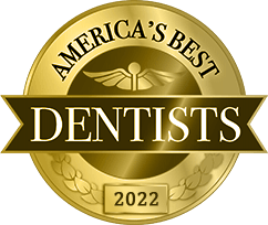 America's Best Dentist 2018 award