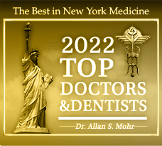 2018 Top Doctors and Dentists award