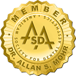 Amiercan Society for Dental Esthetics award
