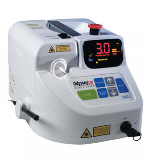 Diode laser treatment